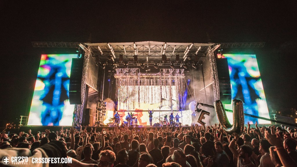 CRSSD Main Stage