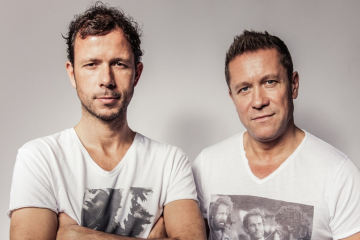Cosmic Gate Wake Your Mind 100th Episode at The Hollywood Palladium Apr. 2nd
