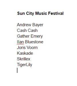 Sun-City-Leak