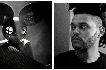 Deadmau5-The-Weeknd