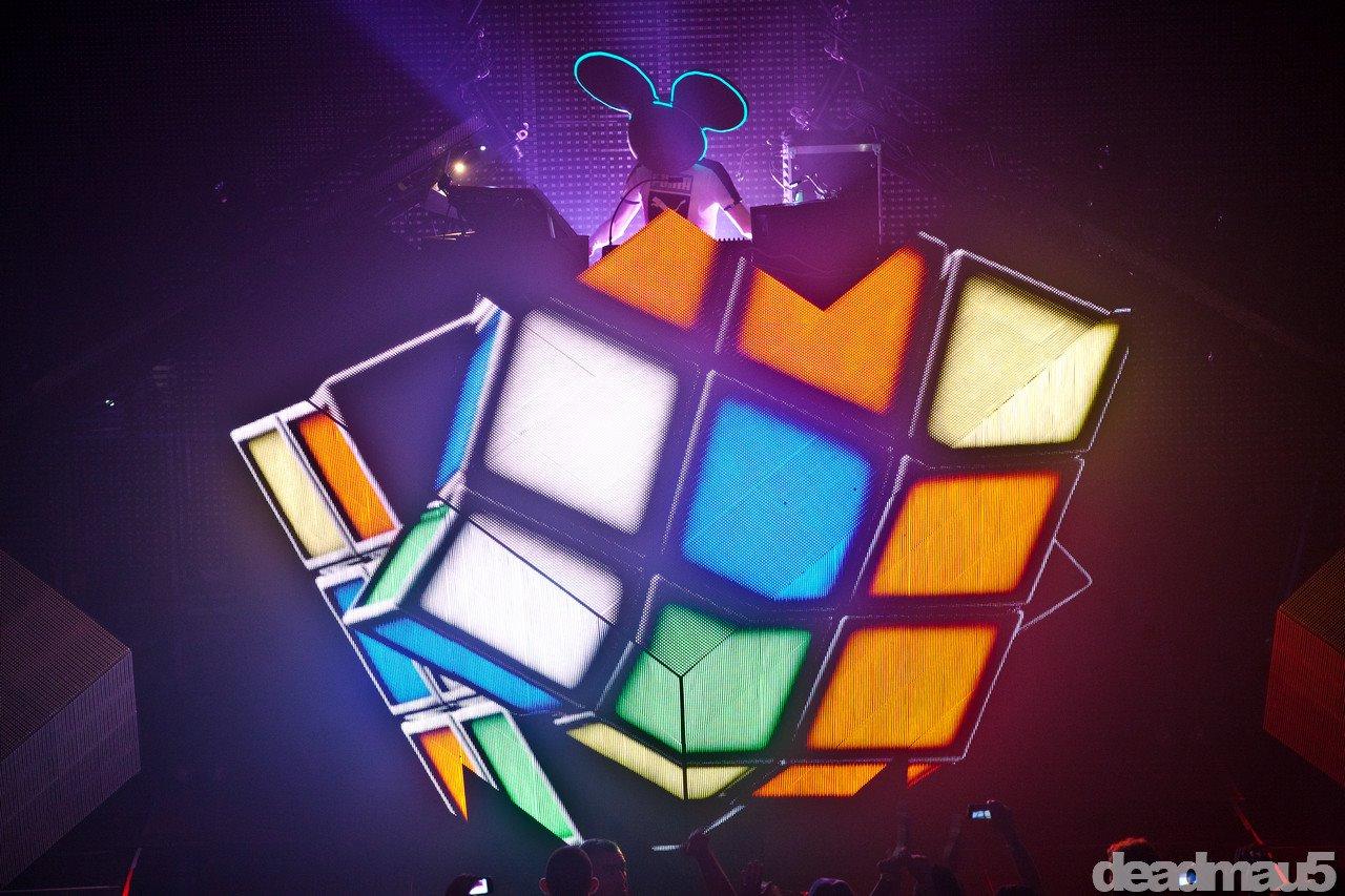 Deadmau5 - The Cube 2.0