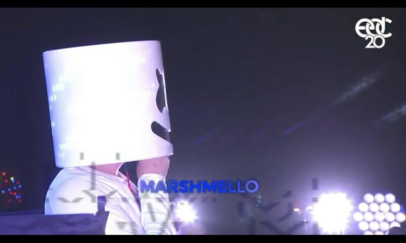 Tiesto reveals himself to be marshmello but we call b llshit gde