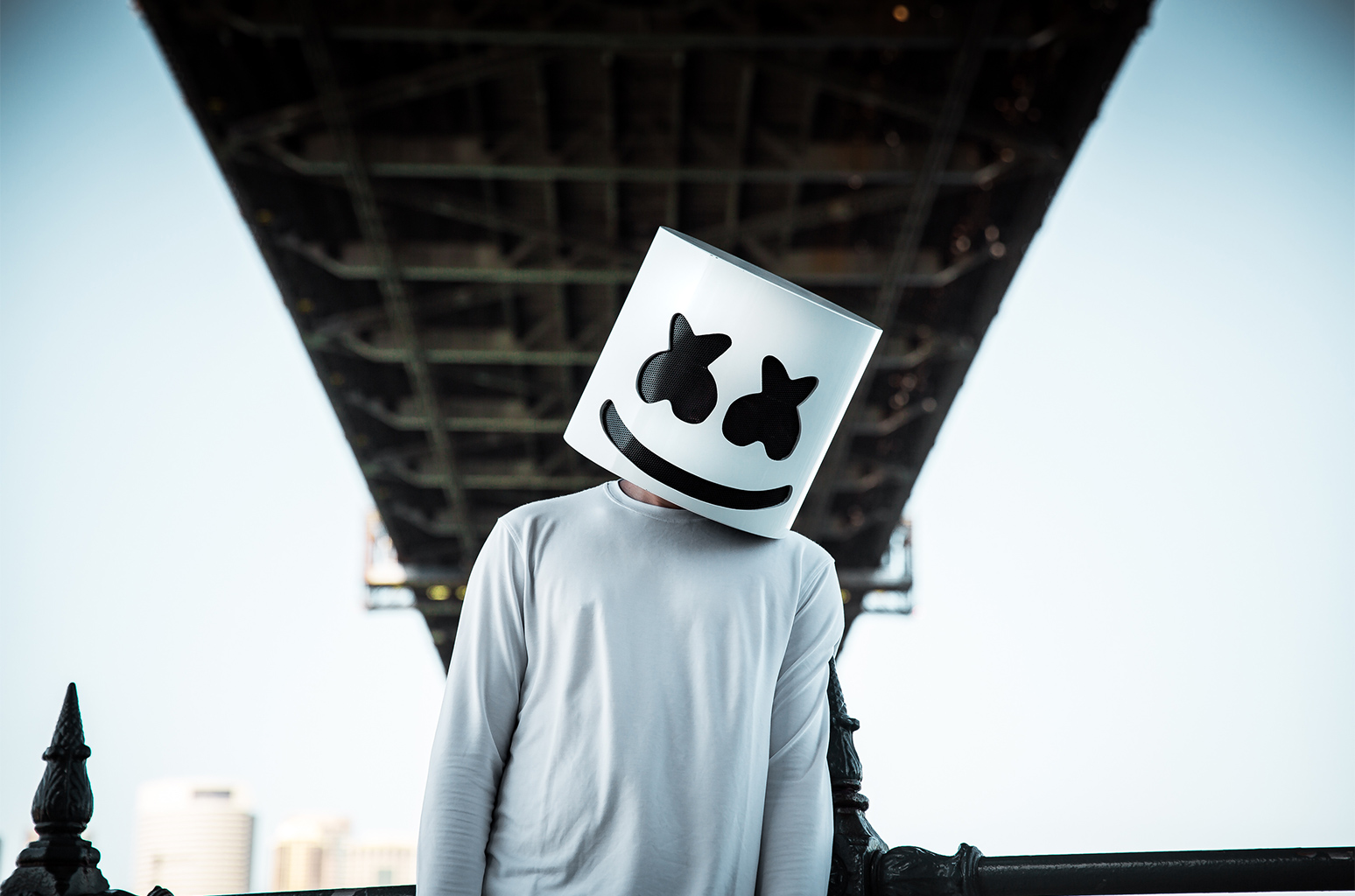 Tiesto Reveals Himself To Be Marshmello But We Call B