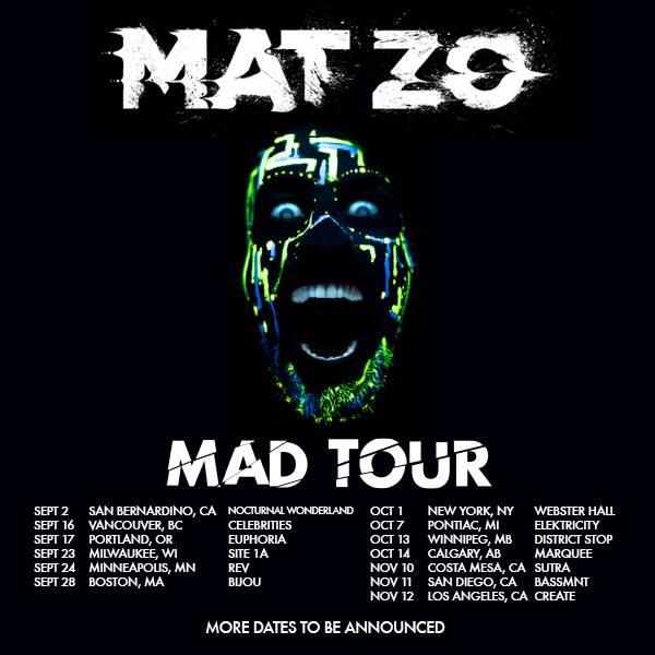 Mat-Zo-Mad-Tour