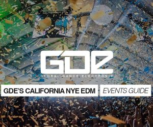 California New Years Eve EDM Events