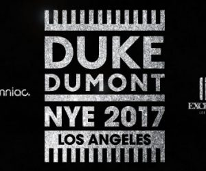 Duke Dumont at Exchange LA NYE 2017 Tickets