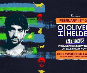 Oliver Heldens at The Hollywood Palladium Feb. 18th 2017 Tickets