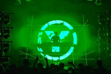 Eric Prydz at The Factory 93