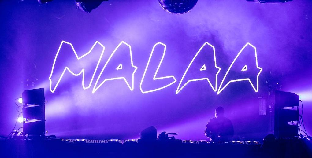 Malaa Illegal Tour