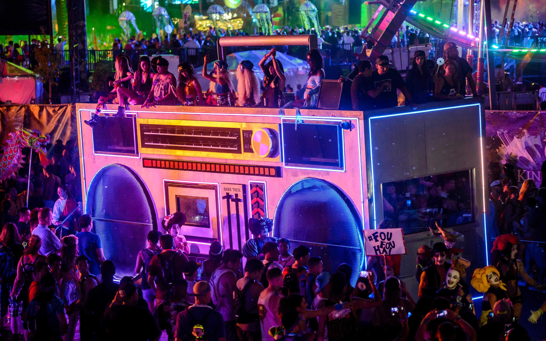 Pasquale Rotella Announces Massive Edc Vegas Art Car With
