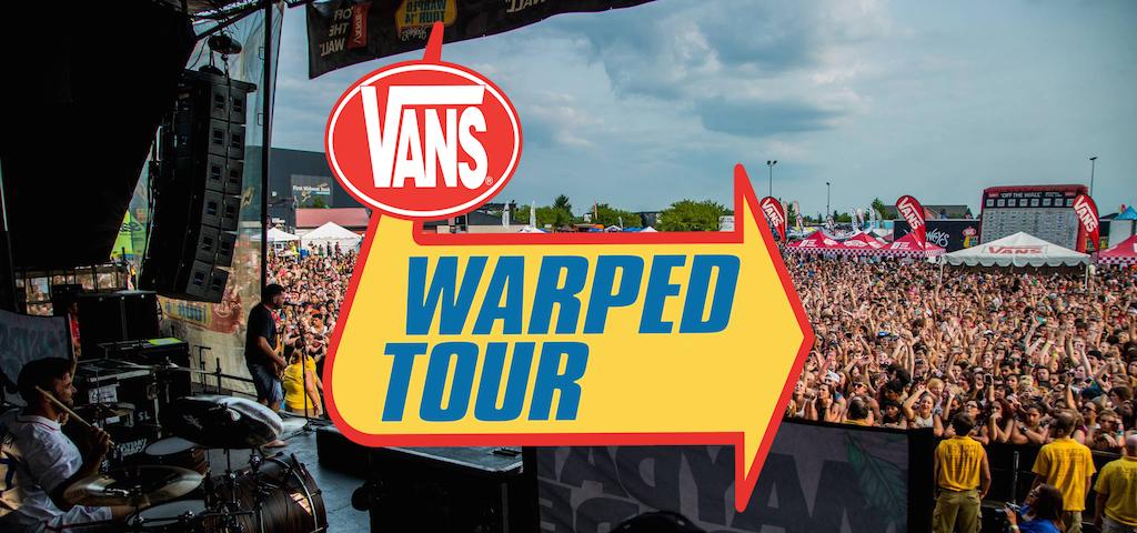 Warped Tour  Dates Las Vegas