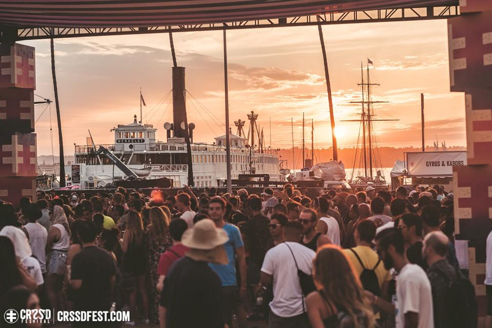 Crssd day 1