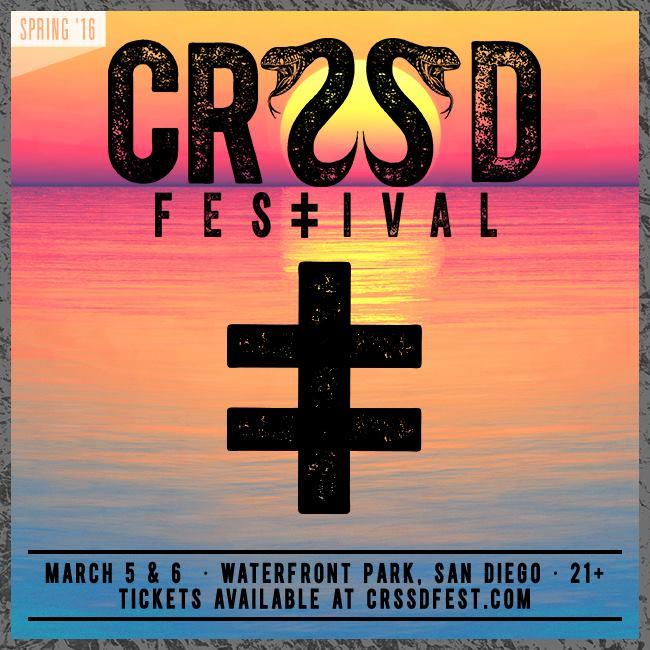 CRSSD Festival March 2016