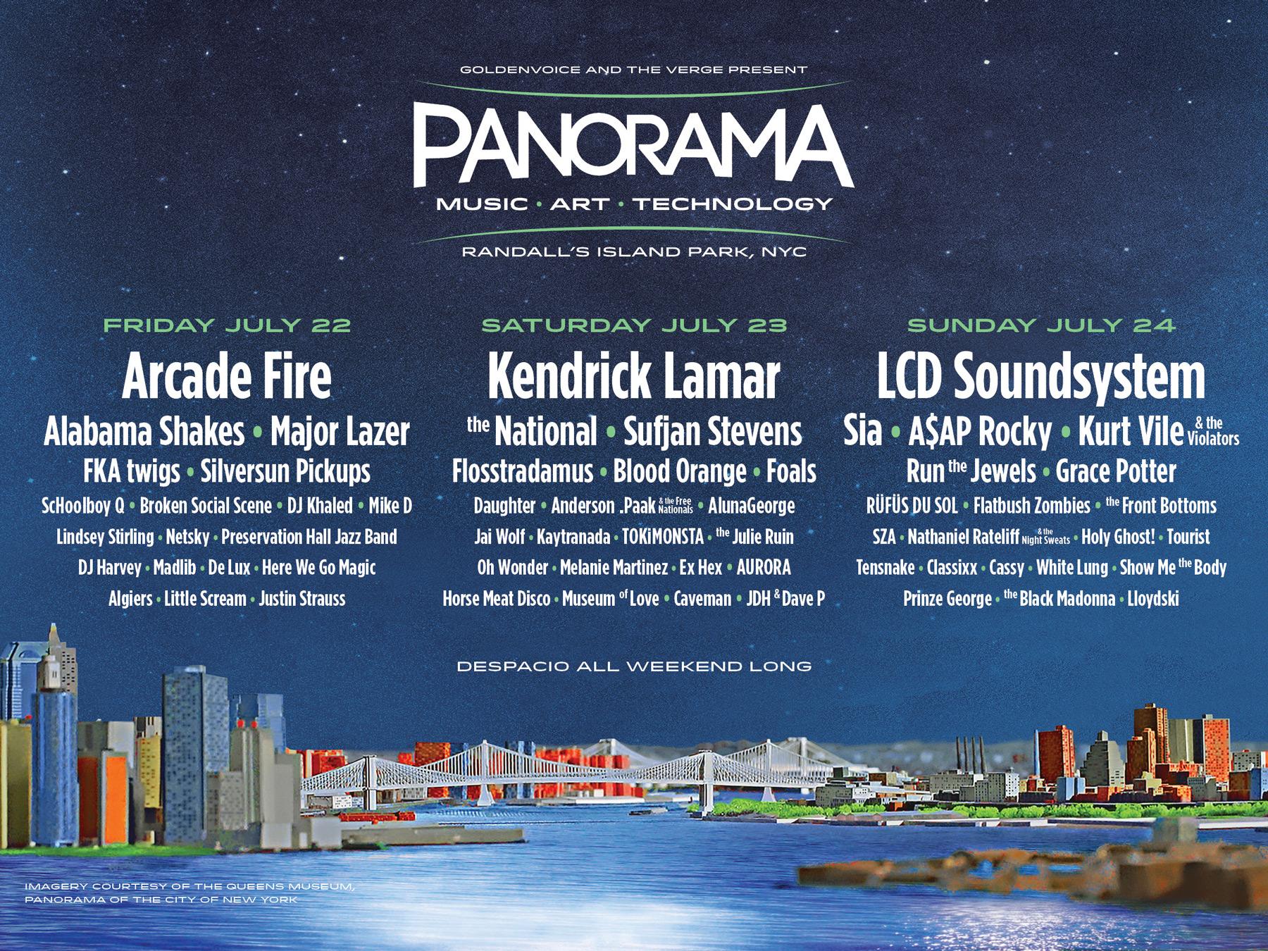 Panorama Poster