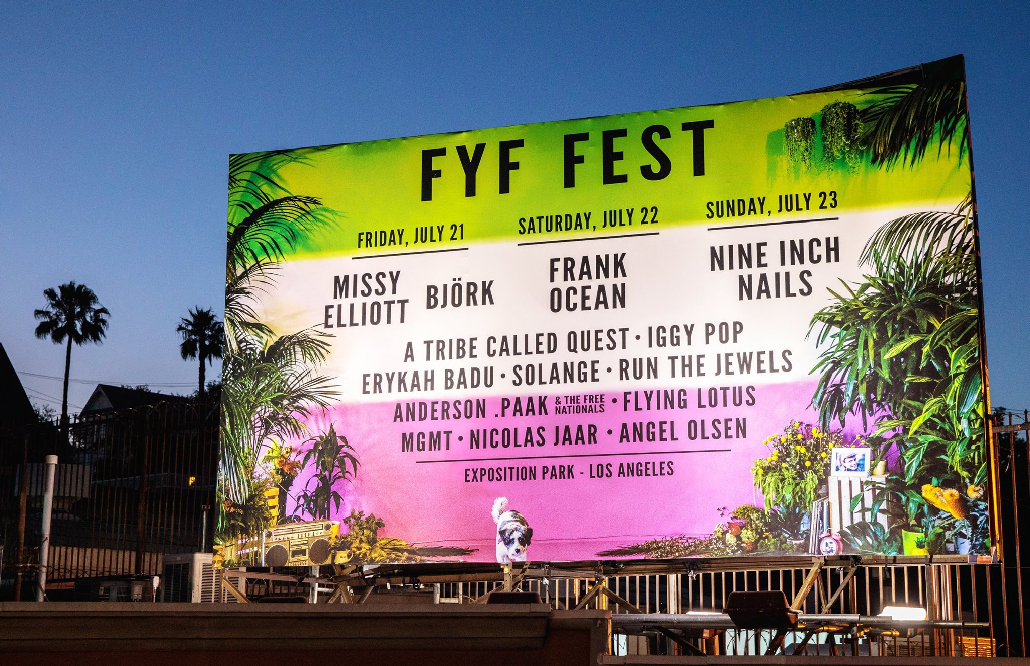 Gde S Top Ten Acts To See At Fyf Fest 2017 In Los Angeles
