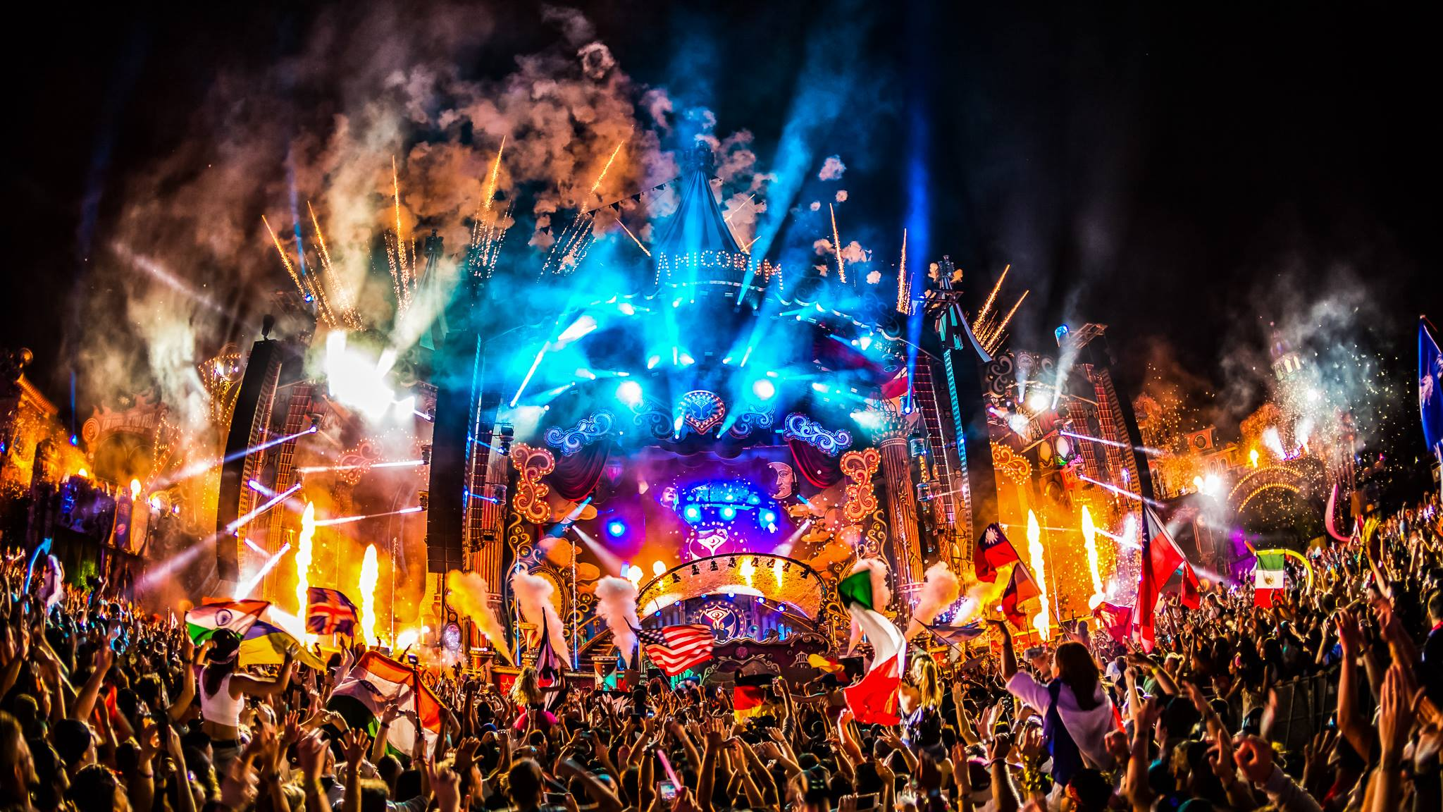 Tomorrowland 2017 Live Dj Sets Kaskade Alesso Jauz