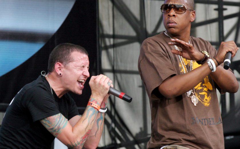 Watch JAY-Z Honor Linkin Park's Chester Bennington with a