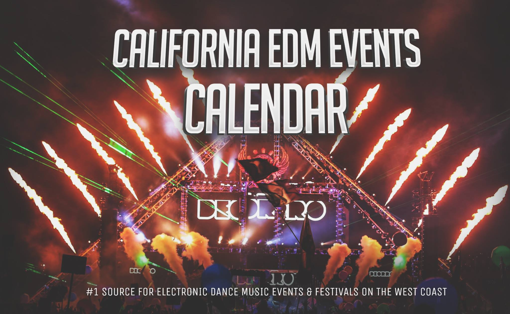 Vegas Edm Calendar.California Edm Events Calendar Raves Edm Festivals