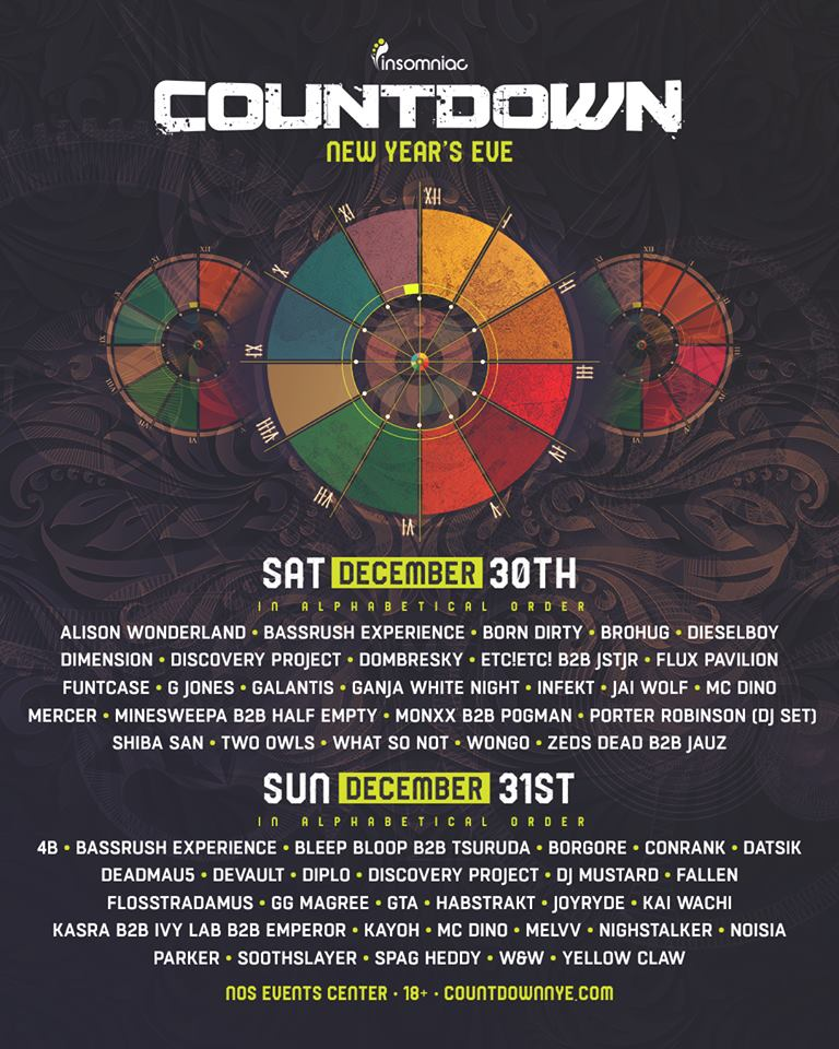 Image result for countdown nye 2018