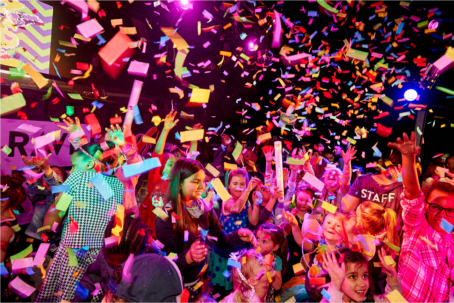 A First-Ever Family-Friendly Rave Set to Launch in Dubai