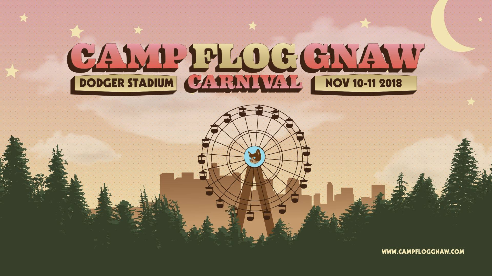 Tyler The Creator Announces Camp Flog Gnaw Carnival 2018