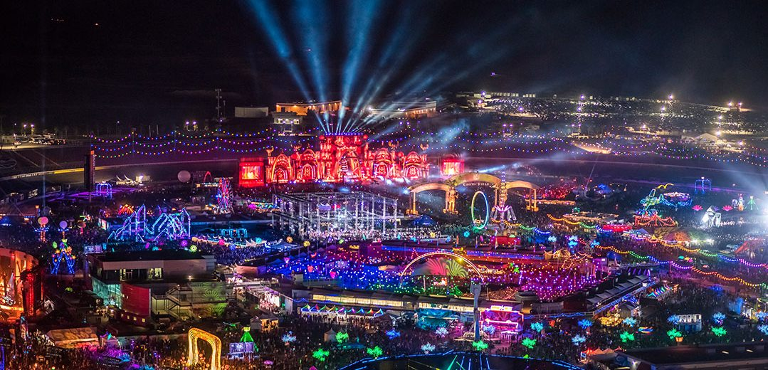 This Year's EDC Las Vegas 2019 Will Be The Largest Dance
