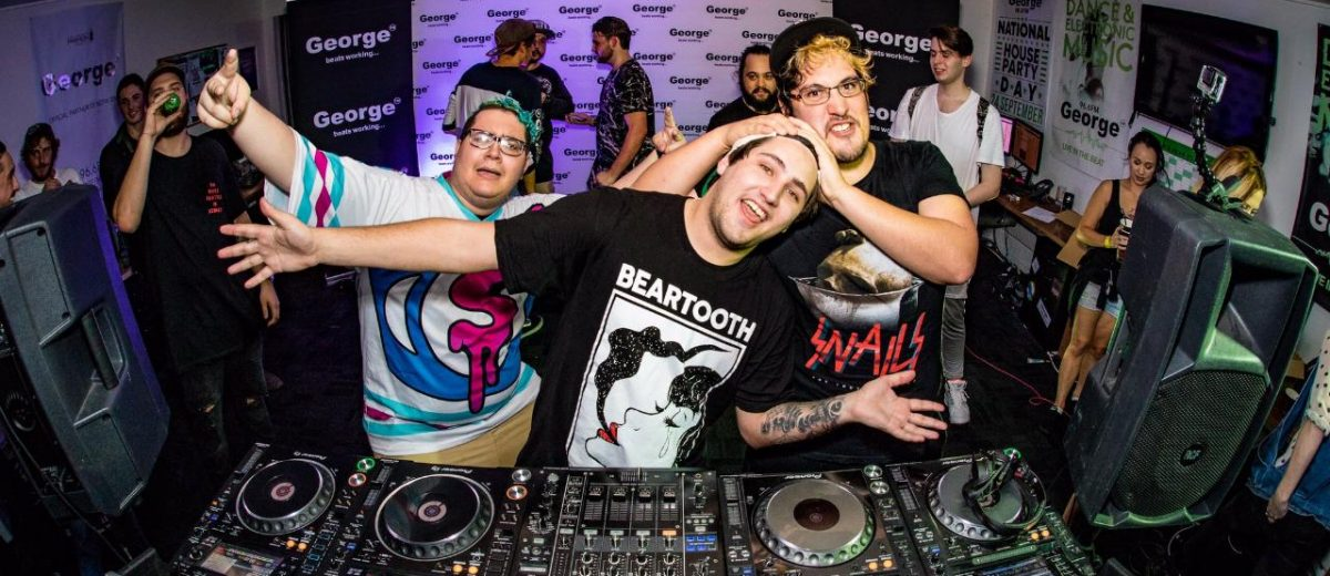 Slushii Trolls Jauz & The Rave Community With His Own Remix