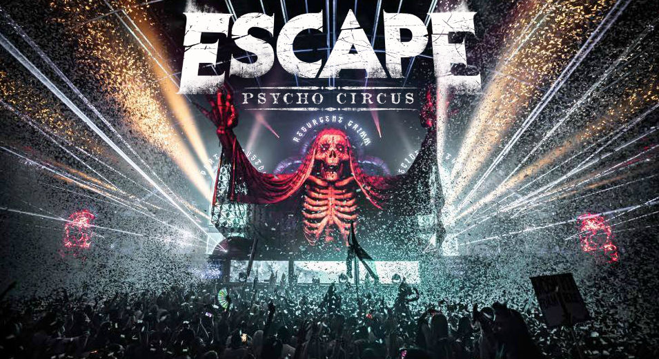 Escape Halloween 2020 Lineup TICKETS Escape Halloween 2020 | Escape Psycho Circus